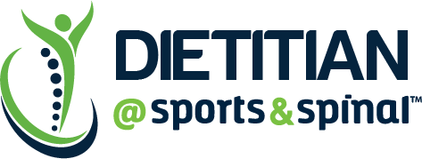 Dietitian @ Sports & Spinal Logo