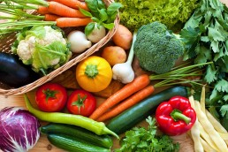 Colourful Vegetable Image