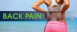 Back Pain Header Sports & Spinal