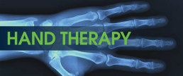 Hand Therapy Header Sports & Spinal