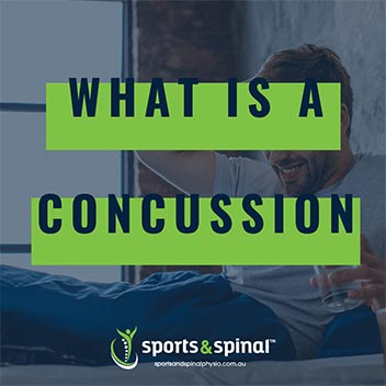 What Is A Concussion | Blog | Sports & Spinal