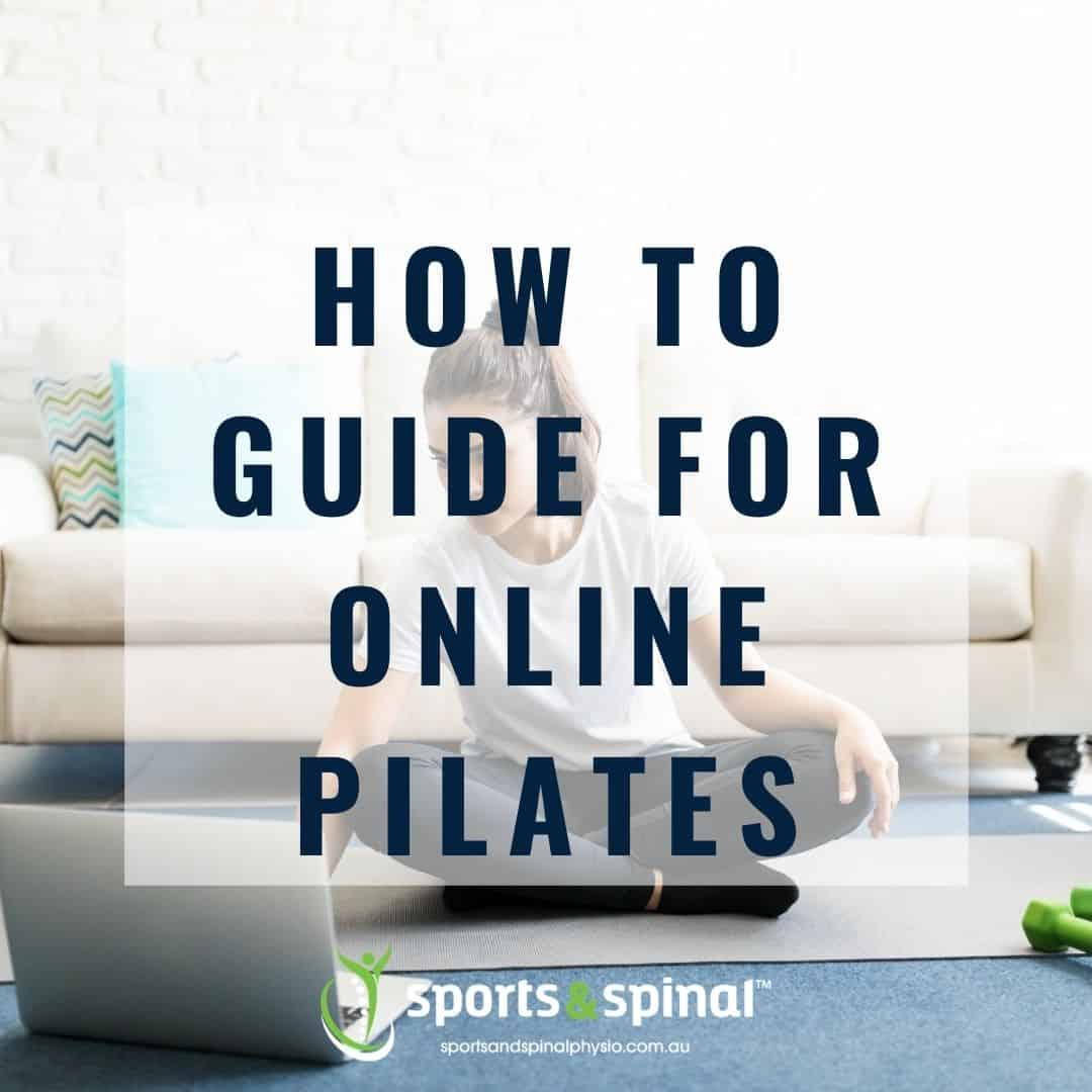 How To Guide For Online Pilates