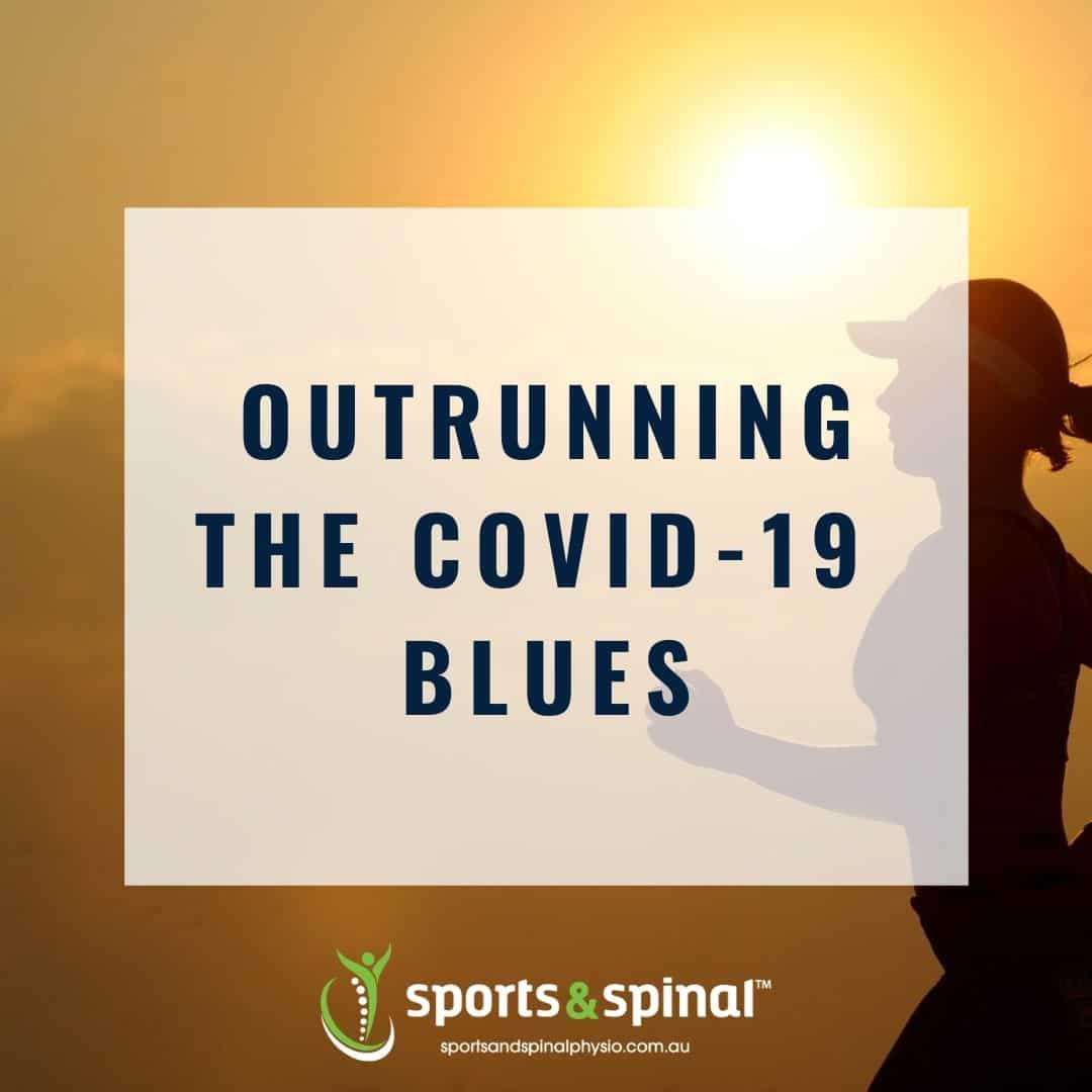 Outrunning The COVID-19 Blues